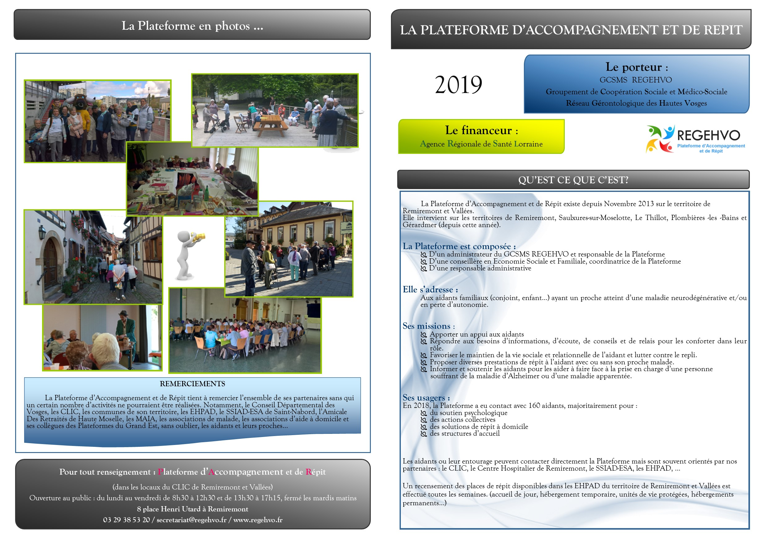 Lettre info 2019